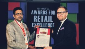 Retail Excellence Award 2016 (Asia Africa GCC Retail)
